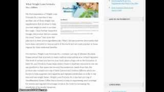 Reviewing RealDose Weight Loss Formula No. 1 Thumbnail