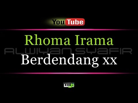 Karaoke Rhoma Irama - Berdendang xx