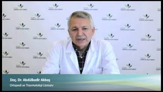 Kemik Kırıkları ve İyileşme Süreci - Op.Dr.Abdülkadir Akbaş