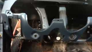 68 Ford Mustang Restoration - Elaina - Video 2