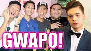 HASHT5, Anong masasabi niyo kay XANDER FORD?  | Itanong Mo #22