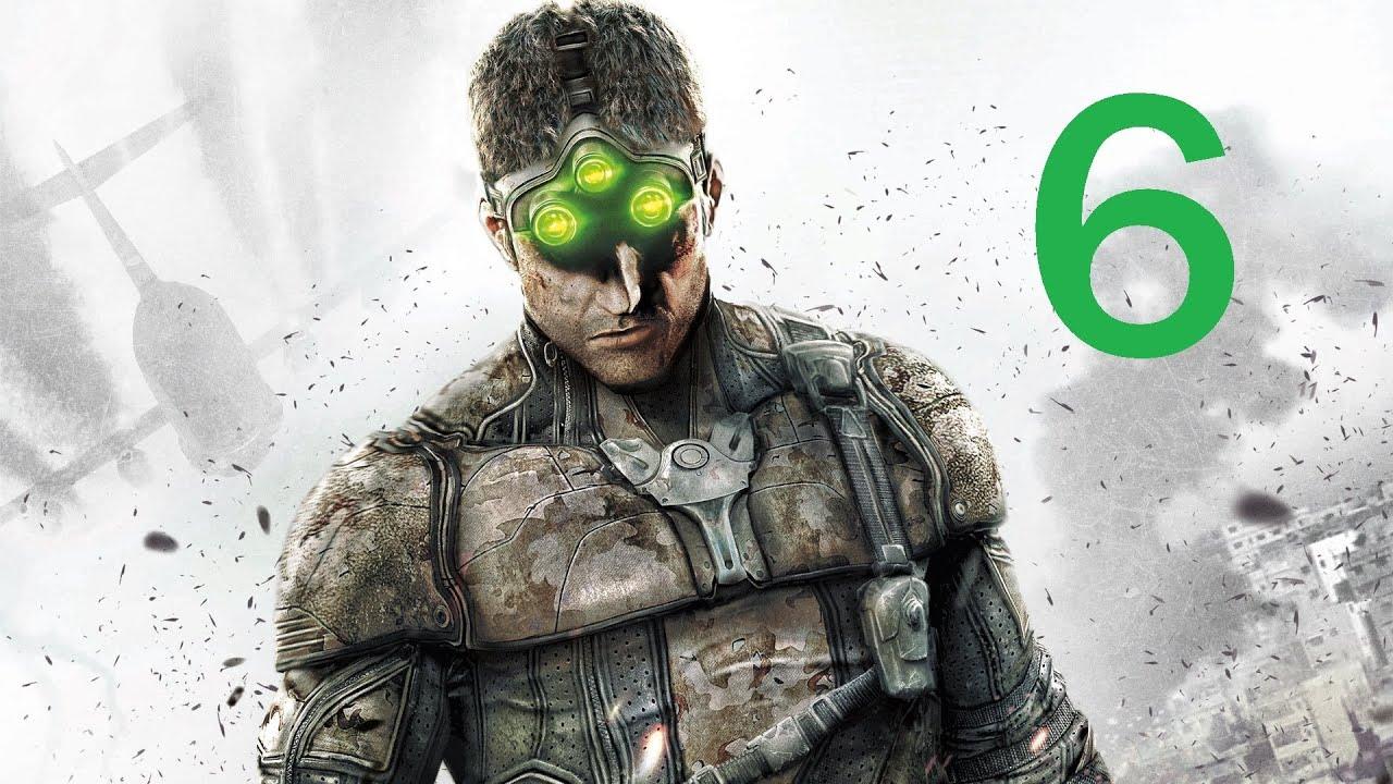 Splinter Cell Blacklist - Türkçe Walkthroug - Bölüm 6