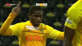 Young Boys - Luzern 4:1 20.09.02017