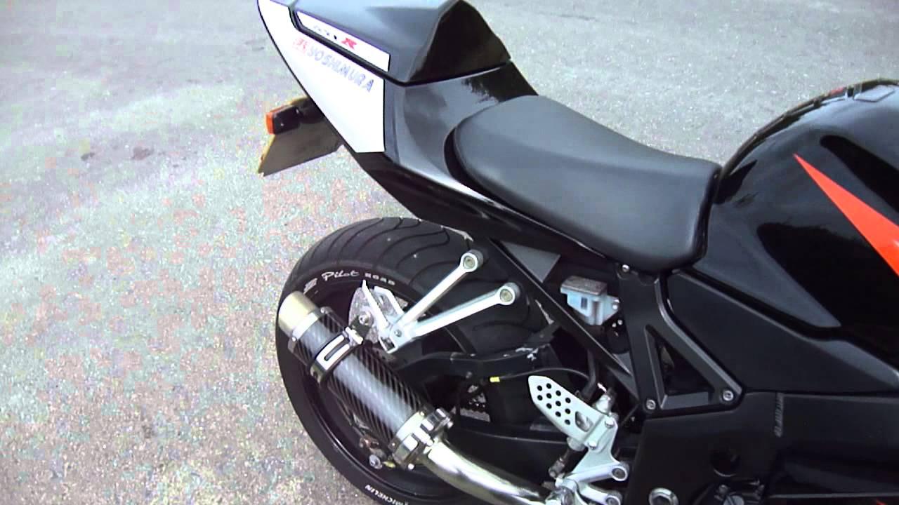 2004 suzuki gsxr 600 k4 with a16 motogp exhaust youtube. Black Bedroom Furniture Sets. Home Design Ideas