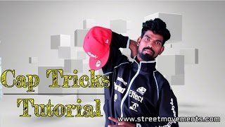 Funky Sunday with Street Movements-Episode no 6-How to do cap tricks-Basic Cap Tricks Tutorial
