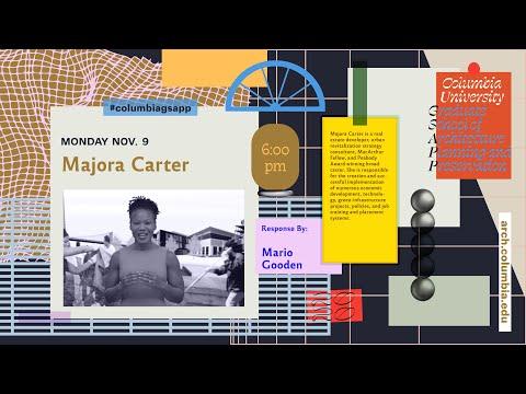 Majora Carter - Community as Corporation