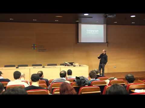 Charla De SpringIO 2012: Whoops! Where Did My Architecture Go? Por Oliver Gierke