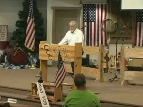 Salt And Light In A Dark Generation - Country Cowboy Church, Pastor Jack