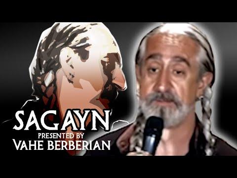 Sagayn - Vahe Berberian's Complete Monologue