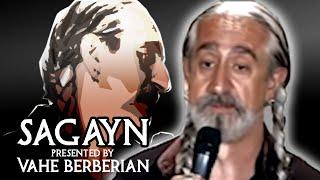 VAHE BERBERIAN ARMENIAN COMEDIAN