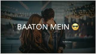 Humsafar Whatsapp Status   Sun Mere Humsafar   Romantic Bgm Status   MOOD By Thoukhid  Creations