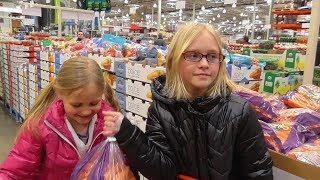 Снова в Костко! Покупаем продукты и не только/ШОППИНГ в АМЕРИКЕ цены в сша
