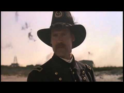 General George Crockett Strong Discussion the Strategic Importance of Fort Wagner.wmv