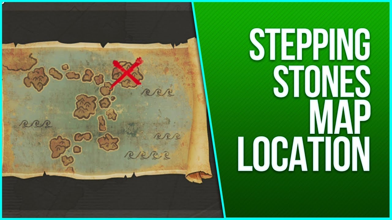 Stepping Stones Map Location Side Mission Guide One Piece World Seeker Youtube