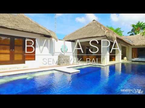 Bvilla Spa - Seminyak, Bali