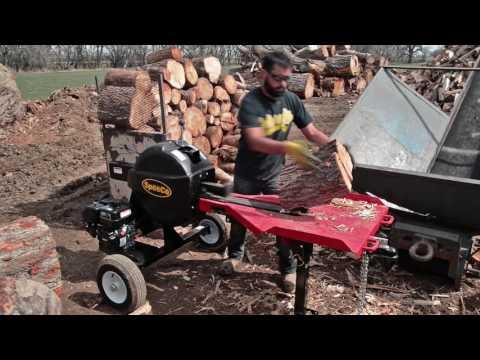 Commercial Kinetic Log Splitter from SpeeCo®