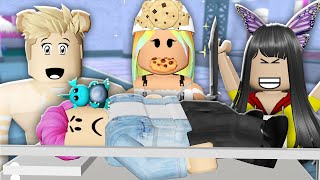 FUNNIEST ROUNDS OF MURDER MYSTERY! (Roblox With The Fam!)