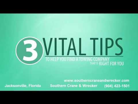 Southern Crane & Wrecker Service Jacksonville