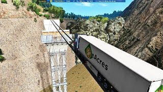 RUTAS MORTALES | SCANIA SOUND OPEN PIPES GHOST ETS2 V 1.31 |YanRed