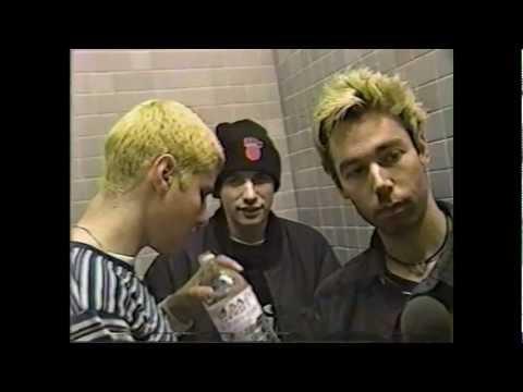 Beastie Boys HD :  Much Music Interview - 1992