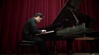 """SCARLATTI, Sonata in D minor K.9 (L.413) """"Pastorale"""" (Alberto Lodoletti, piano)"""
