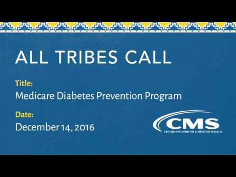 Medicare Diabetes Prevention Program