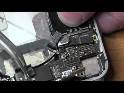 IPhone 4s Востановление кнопки Power
