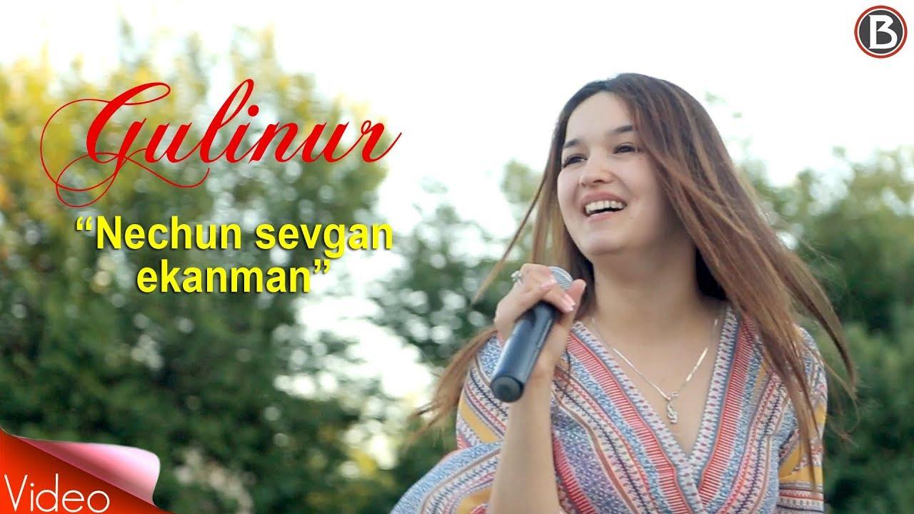Gulinur - Nechun sevgan ekanman (Konsert)