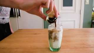 DIY Iced Latte Tutorial