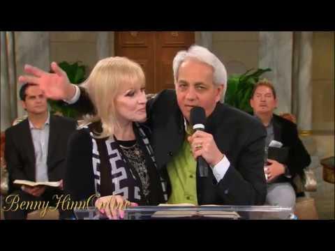 Benny Hinn 2017, Pastor Benny and Suzanne Hinn