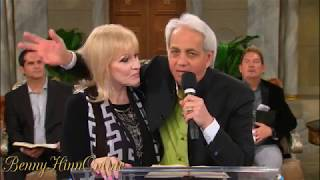 Download lagu Benny Hinn 2017 Pastor Benny and Suzanne Hinn MP3