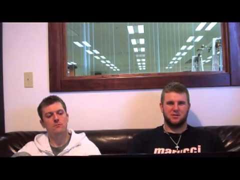 Interview: Matt Adams and Joe Crispin