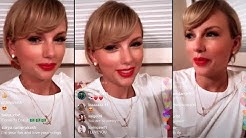 Taylor Swift Announces New Song The Archer, Listen and Watch Her Announcement!