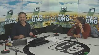 EN DIRECTO: Carlos Alsina entrevista a Roberto Leal en Más de uno