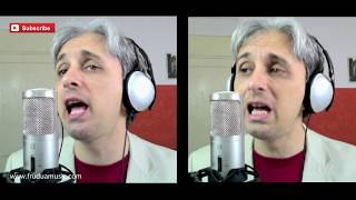 How To Sing Don't Let Me Down Beatles Vocal Harmony Breakdown Tutorial