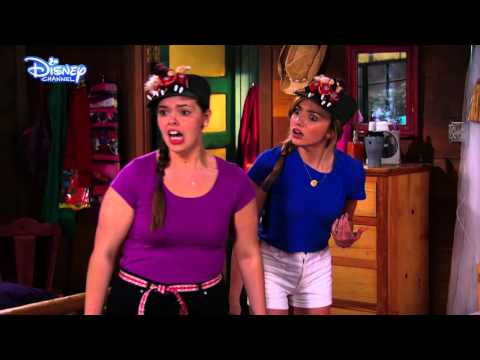 Bunk'd | Friending with the Enemy | Official Disney Channel UK