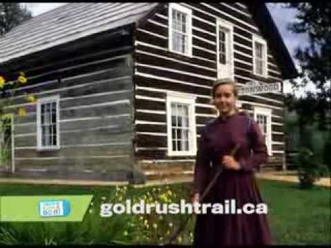 Travel British Columbia's Gold Rush Trail