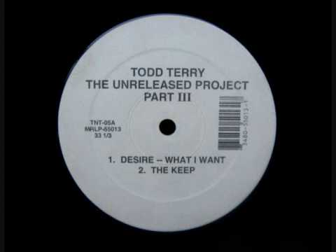 Todd Terry - Desire -- What I Want