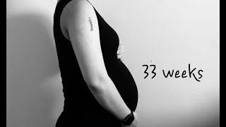 33,34주임산부vlog | 갈증, 명치통증 | 군산 …