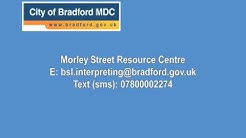 Contact Bradford Council about Council Tax