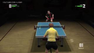 Rockstar Table Tennis - One Long Rally