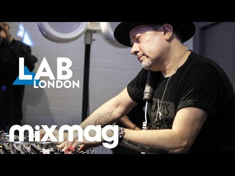 LOUIE VEGA in The Lab LDN (Ministry of Sound x Groove Odyssey Takeover)