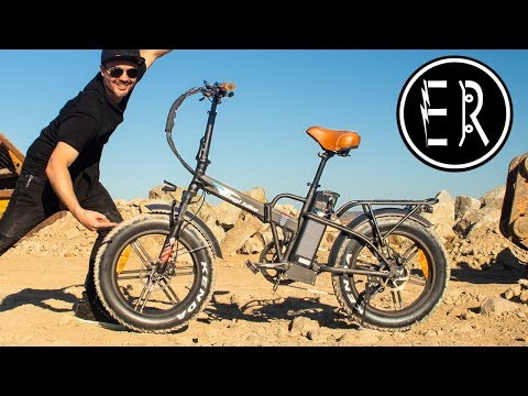 Bagibike B20 Fat/M electric bike review: Rugged fat tire folder ready for the trails