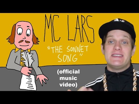 "MC Lars - ""The Sonnet Song"" (Official Music Video)"