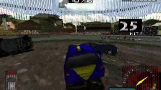 Demolition Racer - PS1
