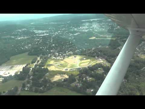 Flight to from Dutchess County to Barnes Airport and Back