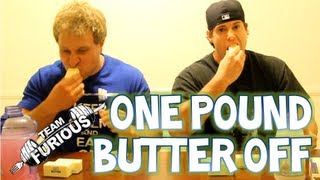 One Pound Butter Off Vs L.a. Beast | Furious Pete