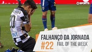 Falhanço da Jornada (Liga 18/19 #22): Edu Machado (Boavista)