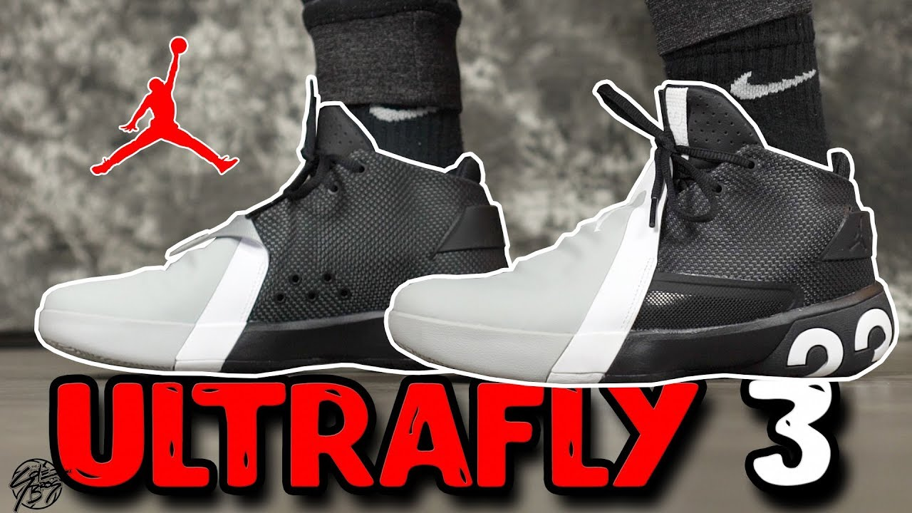 8cd9fec5a259f0 Jordan Ultrafly 3 First Impressions! - YouTube
