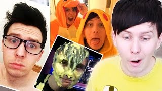 Reacting to Old Photos!